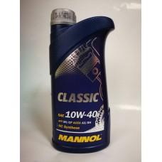MANNOL CLASSIC SAE 10W-40 1л