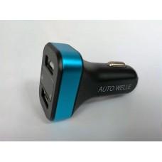 USB адаптер питания с LED-дисплеем AUTO WELLE AW06-16B