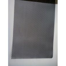 SAHLER  декоративно-защитная сетка 100*40 черная №1