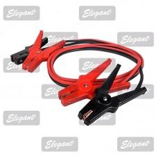ELEGANT Стартовые провода 400А-2,5м 102 425