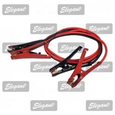 ELEGANT Стартовые провода 500А-2,5м 102 525