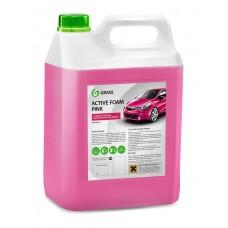 Grass Активная пена «Active Foam Pink» 6кг.113121