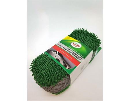Turtle wax Губка из микрофибры для мойки и полировки автомобиля X1186