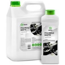 Grass Полироль-очиститель пластика «Polyrole Matte» матовый 5л. 120111