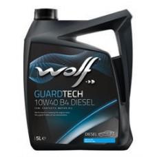 WOLF GUARDTECH B4 DIESEL 10W40, 5л