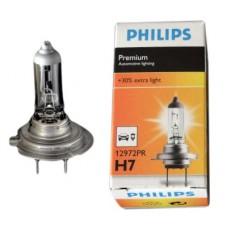 PHILIPS автолампа H7 12V 55W  (12972PR)