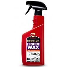 Bullsone First Class Liquid Wax Быстрый полироль для защиты кузова (Корея) 550 мл