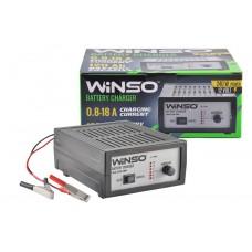 WINSO Зарядное устройство АКБ 12В, 18А (без амперметра) 139200