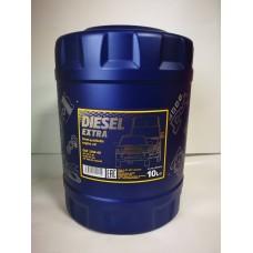 MANNOL Diesel Extra 10w40 10л.