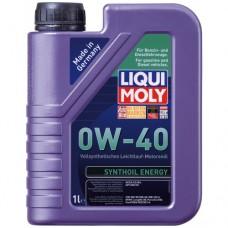 Liqui Moly Synthoil Energy 0W-40, 1л (1922)