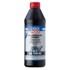 Liqui Moly Vollsynthetisches Hypoid Getriebeoil SAE 75W-90 GL5, 1л (1950)
