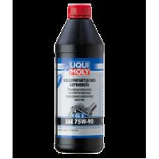 Liqui Moly Vollsynthetisches Hypoid Getriebeoil SAE 75W-90 GL5, 1л (1950)