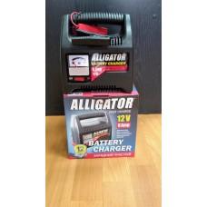 Alligator  AC803 Зарядное устройство с индикатором 12V 6A