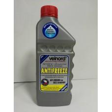 Velvana G13  Антифриз концентрат -80°C желтый, 1л