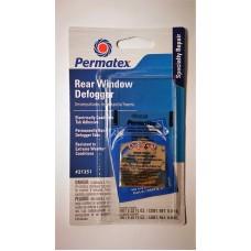 Набор для ремонта контакта обогревателя заднего стекла Permatex Rear Window Defogger Electrically Conductive (21351)