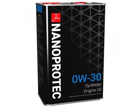 Nanoprotec Engine Oil 0W-30 4л