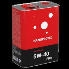 NANOPROTEC 5W-40 PDI+ HC-SYNTHETIC 4л.