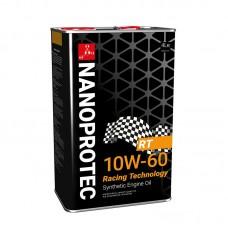 NANOPROTEC ENGINE OIL Синтетическое моторное масло 10W-60 RT 20л