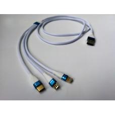 USB-кабель зарядки 3in1 1.2м.
