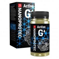NANOPROTEC ACTIVE G+ 90мл Присадка в масло свыше 50 000 пробега NP 3104 109