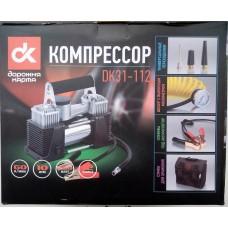 Дорожная карта Автомобильный компрессор DK 31-112