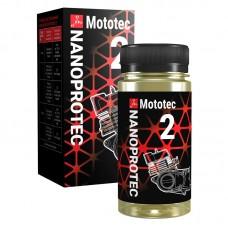 NANOPROTEC Mototec 2 Присадка для двухтактных ДВС NP 3124 109
