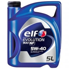 Elf Evolution 900 NF 5W-40, 5л