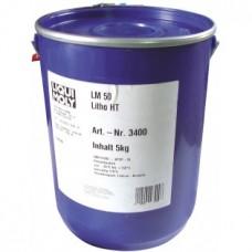 Liqui Moly LM 50 Высокотемпературная смазка, 5л. (3400)