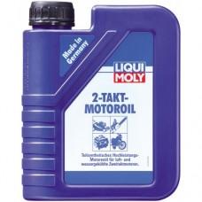 Liqui Moly 2-Takt-Motoroil Полусинтетическое моторное масло для 2-тактных двигателей 1л (3958)