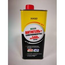 XADO ANTIGEL+  (Антигель суперконцентрат) 1:1000 для дизельного топлива (XA 40002) 500мл.