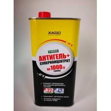 XADO ANTIGEL+ (Антигель суперконцентрат) 1:1000 для дизельного топлива (XA 40102) 1л.