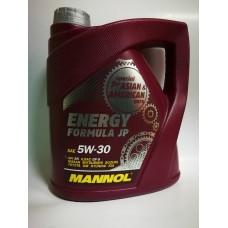 Mannol 5W-30 Energy Formula JP 4л.