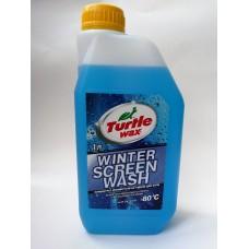 Turtle Wax Зимний омыватель стекол −80 °C, концентрат 1л. T4042