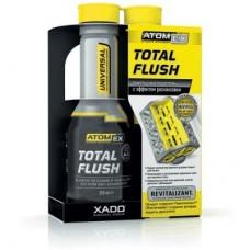 XADO TotalFlush - очиститель маслосистемы двигателей XA40613 250мл.