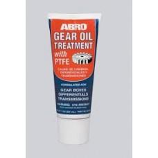 ABRO GEAR OIL TREATMENT with PTFE Антифрикционная присадка в трансмиссионное масло 207мл. (GT-409)