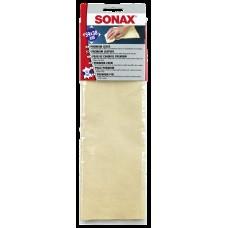 Sonax Premium Leder Натуральная замша   35см*53см