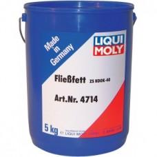 Liqui Moly Fliessfett ZS K00K-40 (жидкая смазка), 5л. (4714)