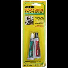 ABRO Эпоксидный клей 4 минуты 14,2гр (ES-508)