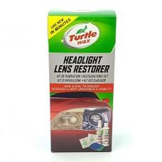 Turtle Wax 51768/FG7606  Набор для восстановления пластиковых фар  2х118мл