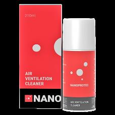 NANOPROTEC Очиститель кондиционера и вентиляции  210мл NP 5301 321