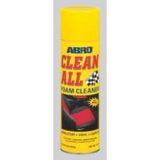 ABRO Очиститель салона пенный 623гр (FC-577)