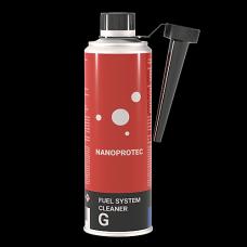 NANOPROTEC БЕНЗИН Очиститель топливной системы 250мл NP 6104 815