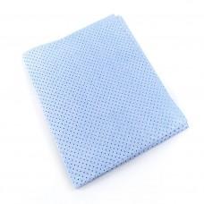 NOWAX тряпка для авто профессиональная, перфорированная, синяя (NX62451) 40х50мм.