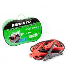 БЕЛАВТО BP60 Стартовые провода 600А-5м.