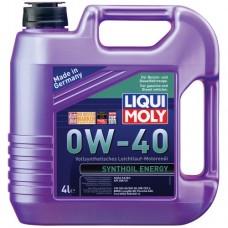 Liqui Moly Synthoil Energy 0W-40, 4л (7536)