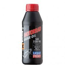 Liqui Moly Racing Gear Oil 75W-90 Полусинтетическое моторное масло для 2-тактных двигателей 500мл (7589)