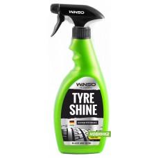 WINSO TYRE SHINE Чернитель и блеск для шин 810630 500мл