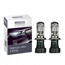 BREVIA к-кт ксенонових ламп H4 4300k. 85V 35W P43t-38 (KET) 12443