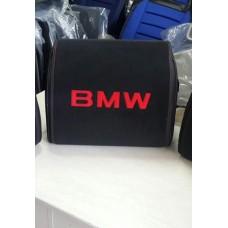 Органайзер в багажник BMW, черный маленький