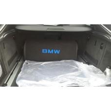 Органайзер в багажник BMW, черный большой